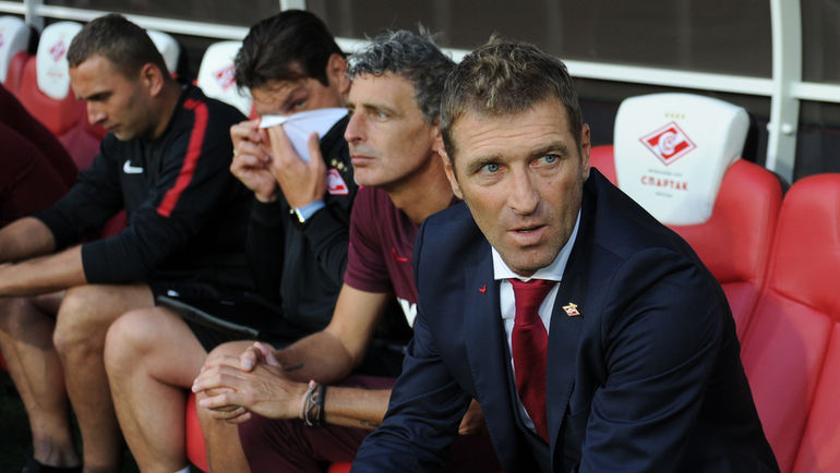 Массимо Каррера: «Озвучил руководству футболистов, которых хотелбы видеть вкоманде»