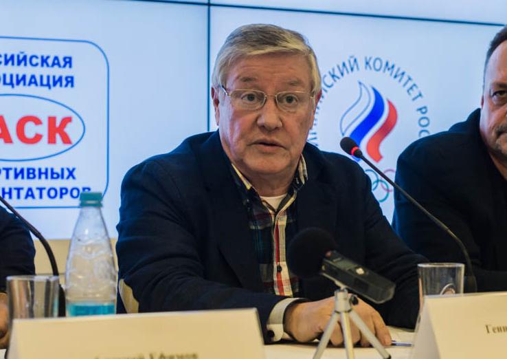 Геннадий ОРЛОВ. Фото Кристина КОРОВНИКОВА