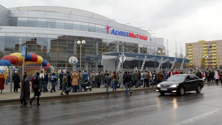 """Домашние матчи """"Химок"""" в Евролиге будут проходить на арене в Мытищах. Фото Федор УСПЕНСКИЙ, """"СЭ"""""""