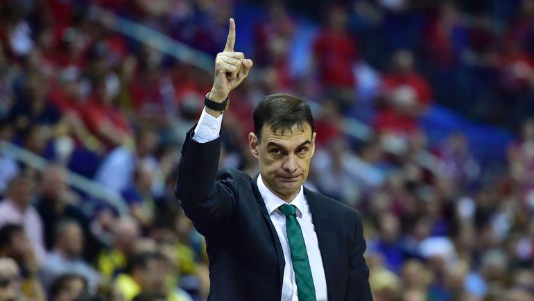 Георгиос БАРЦОКАС. Фото AFP