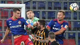 Лига чемпионов-2017/18. ЦСКА vs