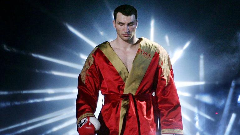 2006 год. Владимир КЛИЧКО. Фото AFP