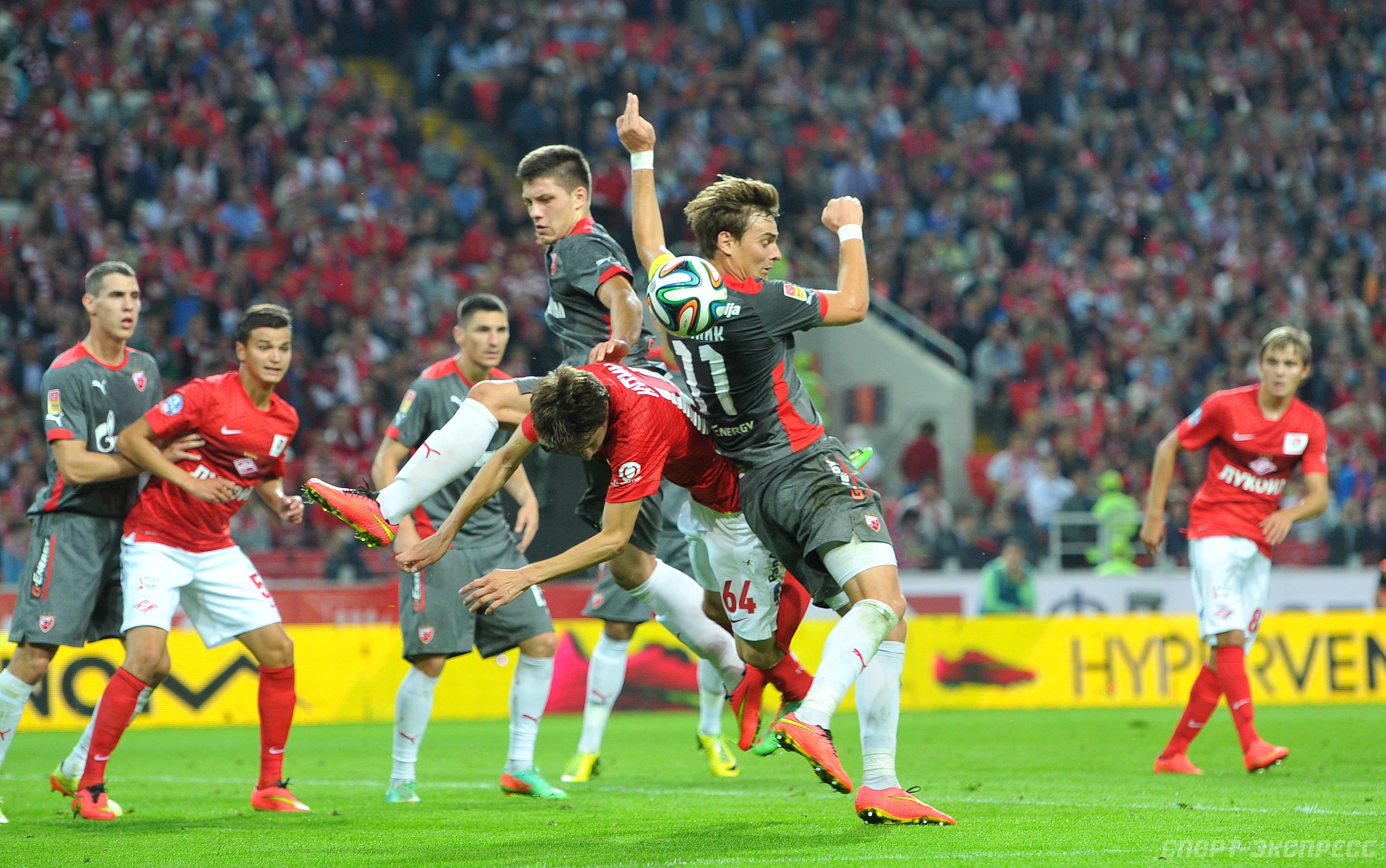 Краснодар – Партизани прогноз на игру Лиги Европы