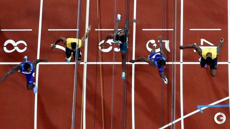 Сегодня. Лондон. Финал на 100 м.