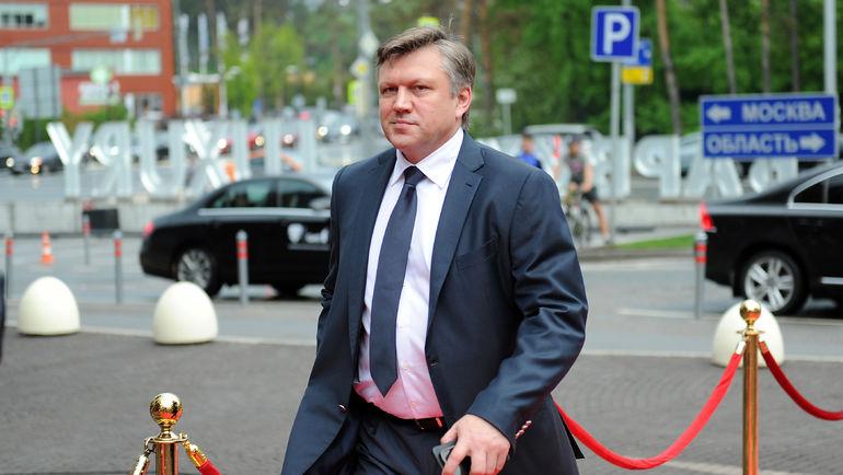 Вячеслав БУЦАЕВ. Фото Алексей ИВАНОВ