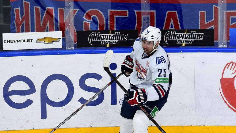 Данис ЗАРИПОВ. Фото Владимир БЕЗЗУБОВ, photo.khl.ru