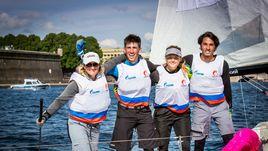 Яхт-клуб Санкт-Петербурга завоевывает бронзу квалификационного этапа Европейской парусной Лиги чемпионов