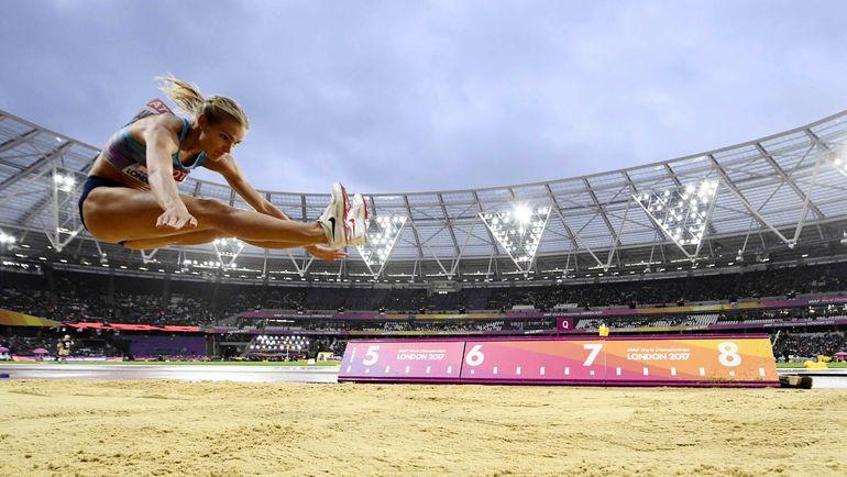 Дарья КЛИШИНА выиграла серебро после победы в квалификации. Фото REUTERS