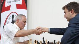 Каспаров: снова в игре