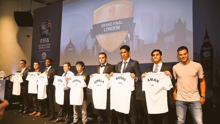 FIWC. Фото FIFA