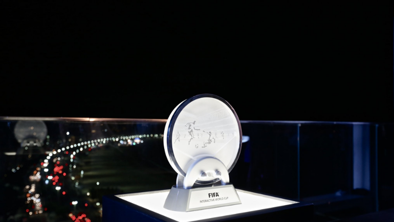 Кубок FIWC. Фото FIFA
