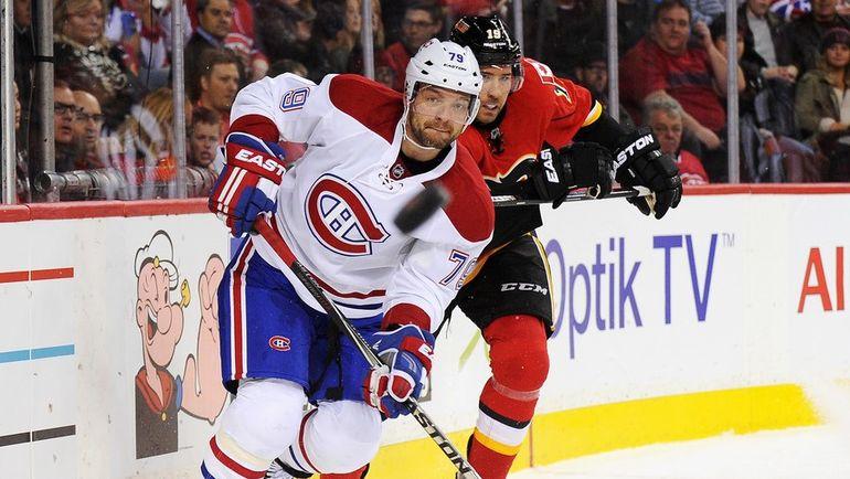 """Андрей МАРКОВ, сыгравший в составе """"Монреаля"""" в 990 матчах НХЛ, вошел в историю """"Канадиенс"""" как один из самых результативных защитников. Фото AFP"""