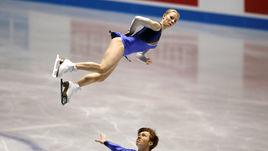 Евгения Тарасова и Владимир Морозов: