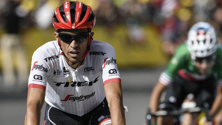 """Стартующая в субботу """"Вуэльта"""" станет последней гонкой для великого Альберто КОНТАДОРА. Фото AFP"""