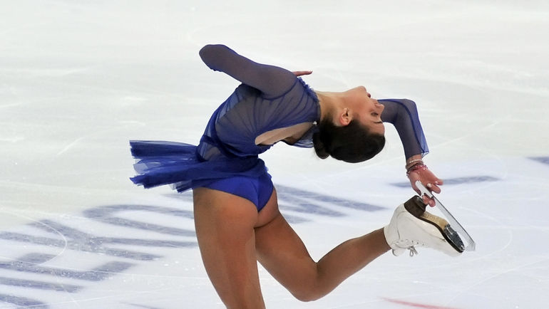 Аделина СОТНИКОВА. Фото Ксения НУРТДИНОВА