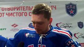 Кузнецов хочет играть с Овечкиным. Но...