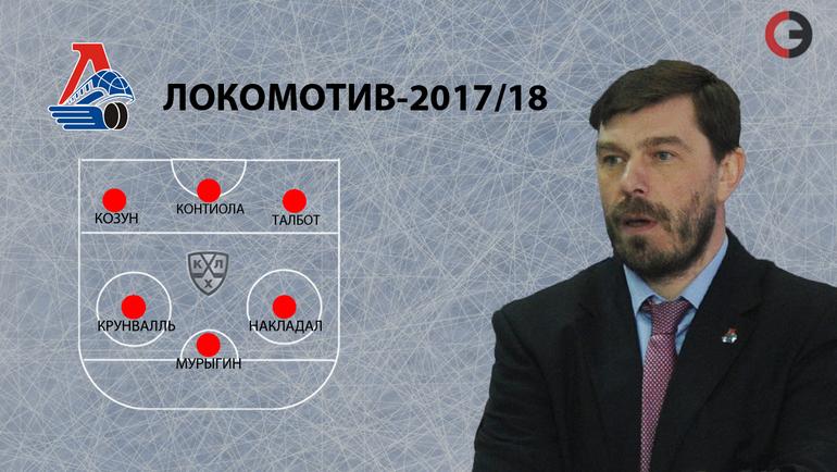 """Локомотив""-2017/18. Фото ""СЭ"""
