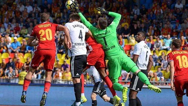 Амкар одержал выездную победу над Арсеналом