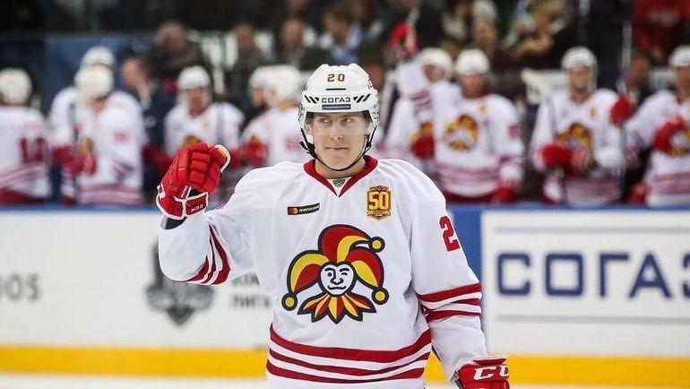 Эли ТОЛВАНЕН. Фото photo.khl.ru