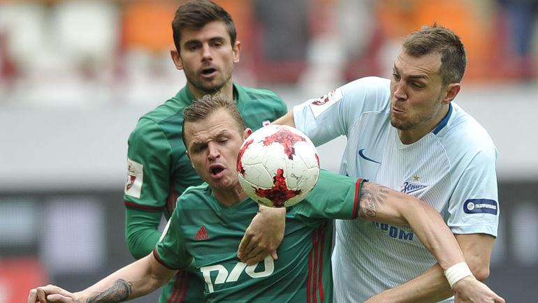 «Локомотив» отказался отДзюбы из-за завышенных требований по заработной плате