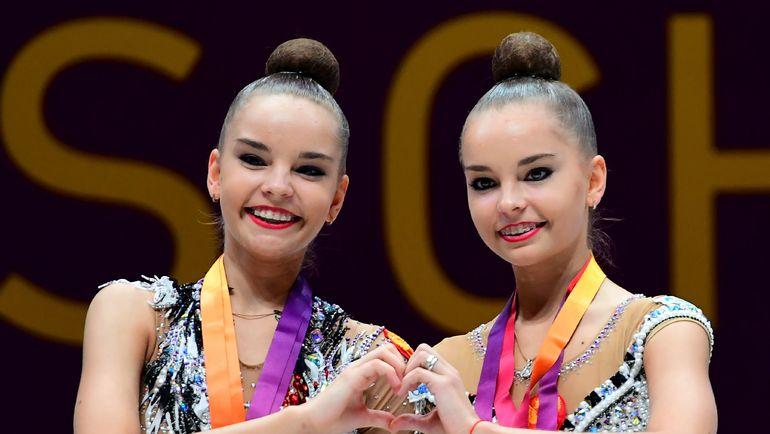 Одни из главных фаворитов чемпионата мира-2017 - сестры Дина (слева) и Арина АВЕРИНЫ. Фото AFP