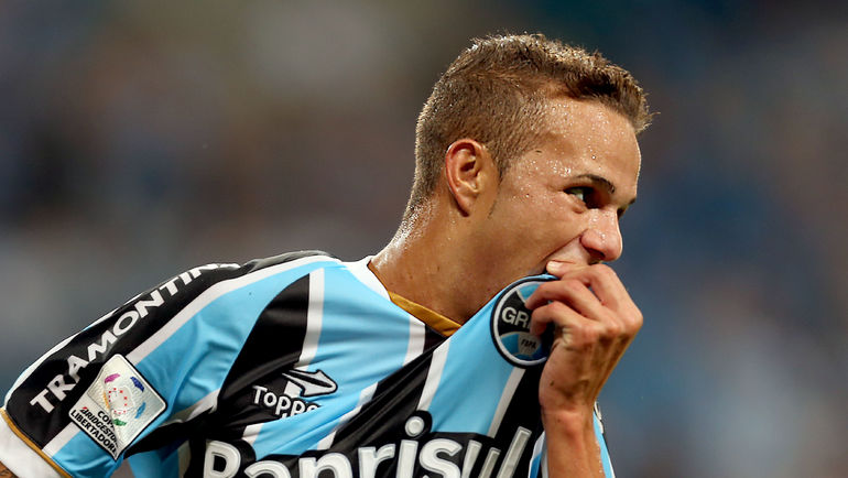 Бразильский форвард Луан окончательно отказался отперехода в«Спартак»
