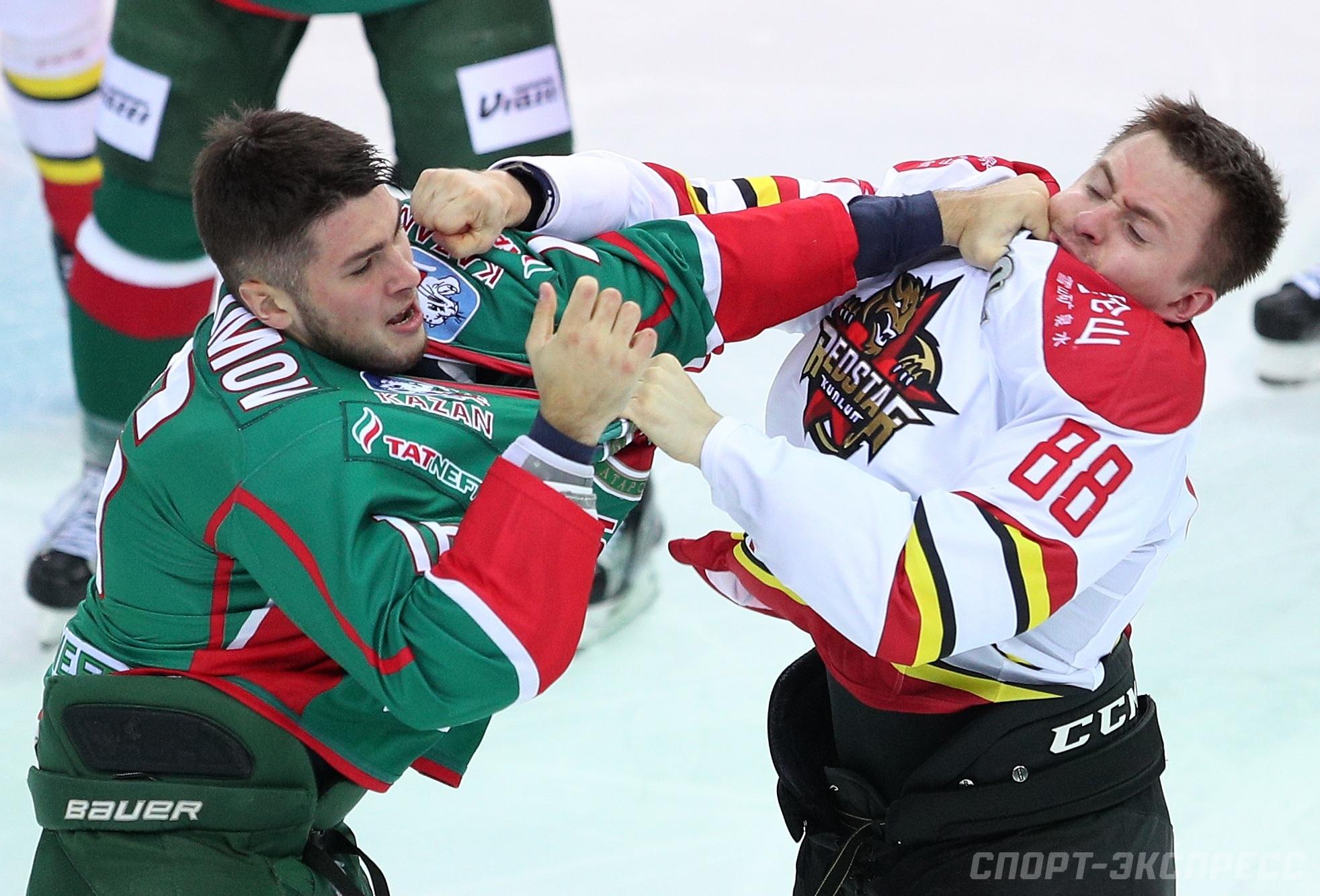 Прогноз на КХЛ: Ак Барс – Куньлунь РС – 26 сентября 2018 года