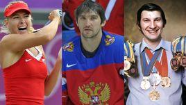 Влиятельные россияне. Шарапова, Овечкин, Третьяк