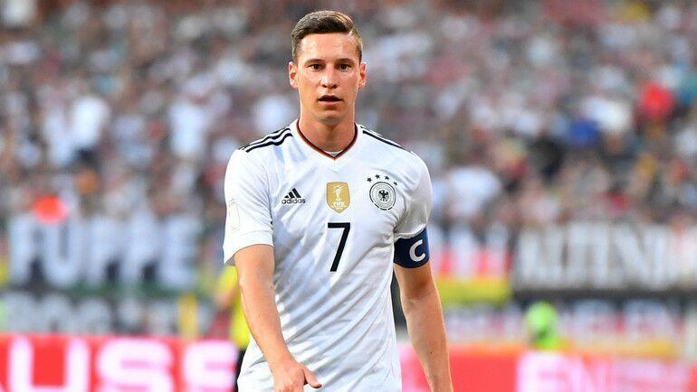 Германия обыграла Чехию, Дания разгромила Польшу вотборе намундиаль