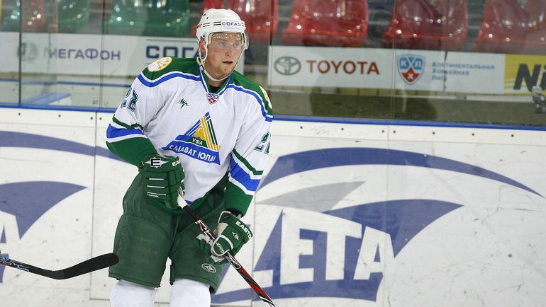 Андрей ТАРАТУХИН. Фото Алексей ИВАНОВ