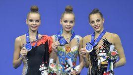 Золотодобытчицы Аверины. У сестер уже восемь медалей чемпионата мира