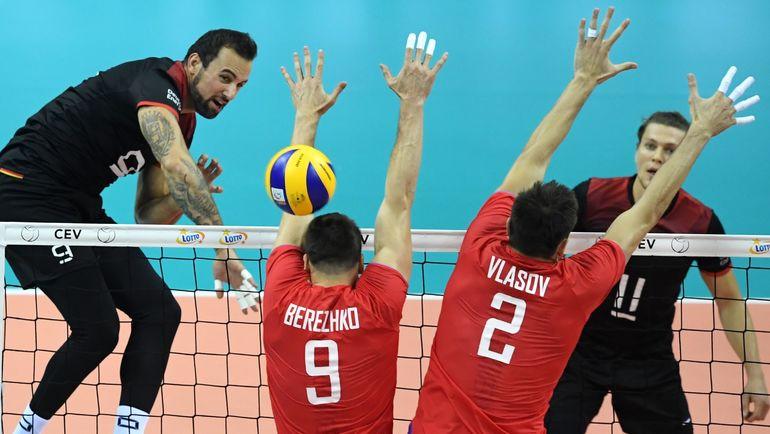 Воскресенье. Краков. Германия - Россия - 2:3. Россияне в 14-й раз стали чемпионами Европы. Фото AFP