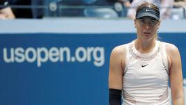 Шарапова покидает US Open