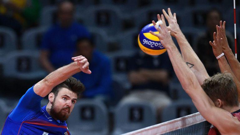 Егор КЛЮКА. Фото AFP