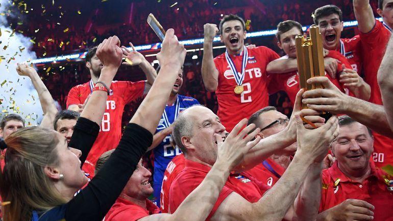Вчера. Краков. Германия - Россия - 2:3. Сборная России - чемпион Европы! Фото AFP