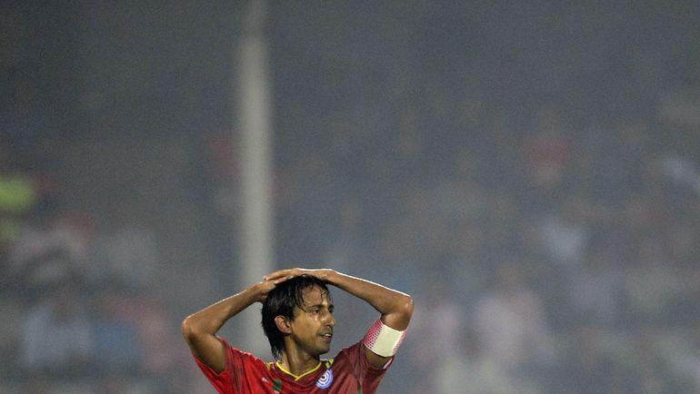 Чемпионат мира пройдет без команды Бангладеш. Фото AFP