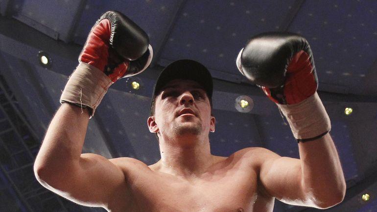 Марко ХУК станет одной из звезд стартующей Всемирной боксерской суперсерии. Фото REUTERS