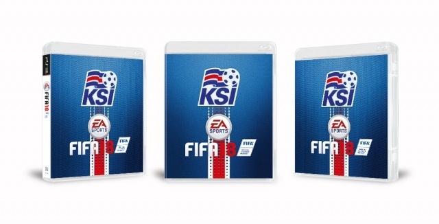 Специальное издание FIFA 18 для фанатов сборной Исландии. Фото ksi.is