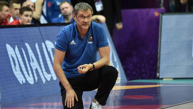 Сергей БАЗАРЕВИЧ. Фото AFP