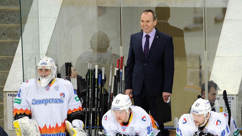 Алексей ТРУНЕВ (справа). Фото Алексей ИВАНОВ