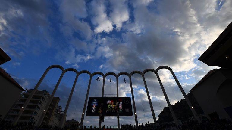 """Стадион """"Луи II"""". Фото AFP"""