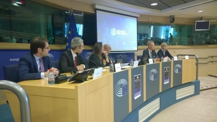 Обсуждение киберспорта в Европейском парламенте. Фото esportsobserver