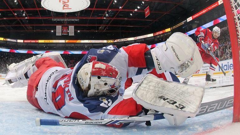 В Ярославле появилось телевизионное HD-оборудование. И смотреть хоккей станет интереснее. Фото photo.khl.ru