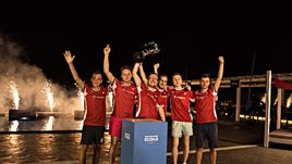 Победителем турнира в Греции на 200 тысяч евро стала mousesports