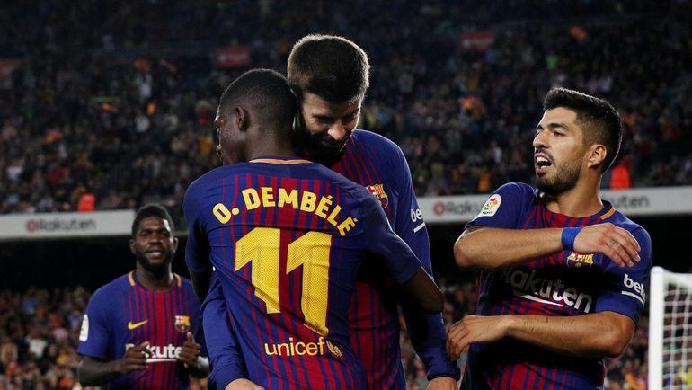 """Что ждет """"Барселону"""" в Лиге чемпионов? Фото REUTERS"""