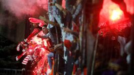Жуткий Марибор. Огонь на трибунах, упущенная победа