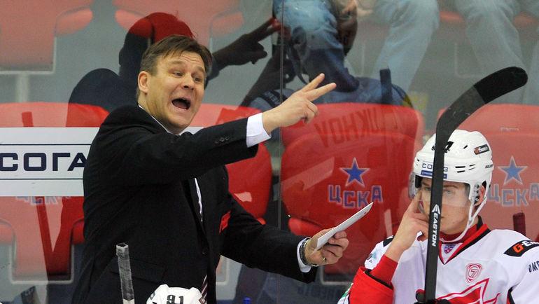 Прежнего основного тренера омского «Авангарда» обвинили визбиении прохожего