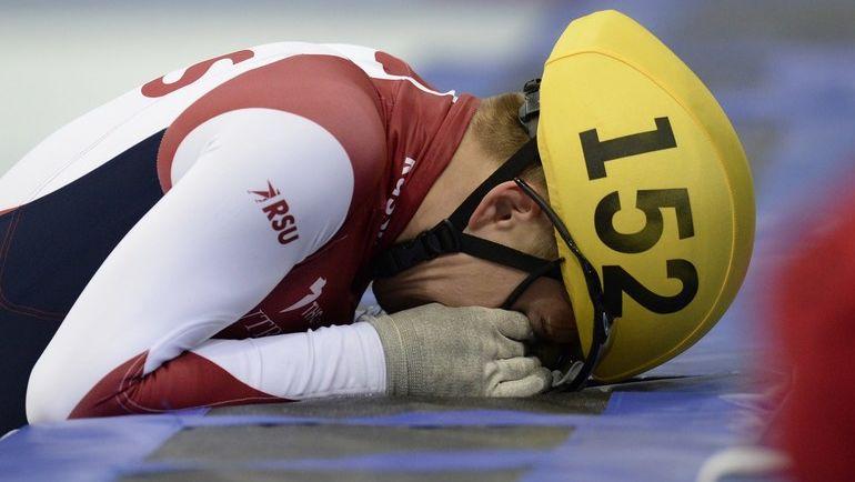 Семен ЕЛИСТРАТОВ. Фото AFP