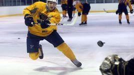 Навстречу урагану. Русские юниоры рвутся в НХЛ