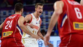 Сербия оставила Россию без финала